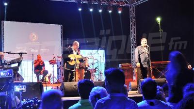 سهرة الشاب خالد في مهرجان أوليس بجربة