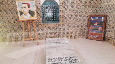الذكرى 84 لوفاة الشاعر أبو القاسم الشابي
