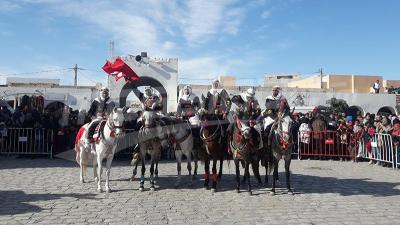 انطلاق الدورة 51 للمهرجان الدولي للصحراء بدوز