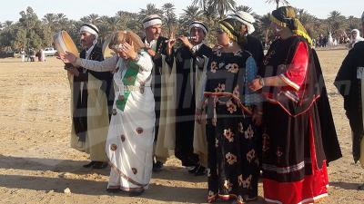 توزر:'جهيرة الواد' حكاية وجود الانسان بربوع الجريد في افتتاح مهرجان الواحات
