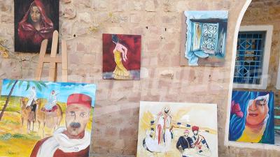 تطاوين:اختتام أكاديمية وطنية للفنون التشكيلية والحرفية