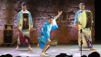 مهرجان قرطاج الدولي: عرض الباليه الياباني