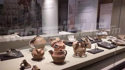 افتتاح معرض  ' قرطاج الأسطورة الخالدة' في روما
