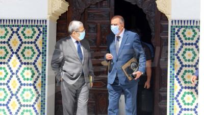 المشيشي يلتقي وزراء حكومته المقترحة