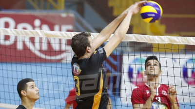 Volley-ball : EST ( 3-0) ESS