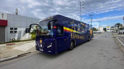 حافلة الترجي في ثوب جديد