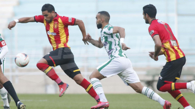 Ligue 1: EST (2-2) AS SOLIMAN