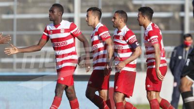 الرابطة الأولى: النادي الافريقي (1-1) مستقبل الرجيش
