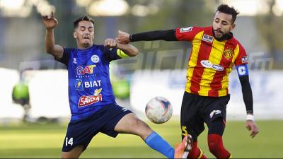 Ligue 1: Union S.Monastir (0-1) Espérance S.Tunis