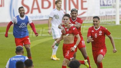 Tournoi UNAF: Tunisie U20 (1-1) Algérie U20