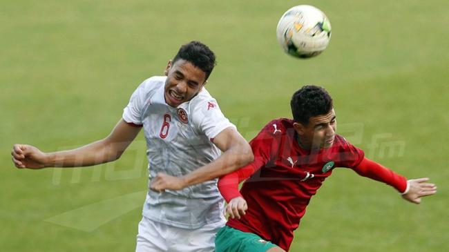 Tournoi de l'UNAF U20: Tunisie (0-0) Maroc