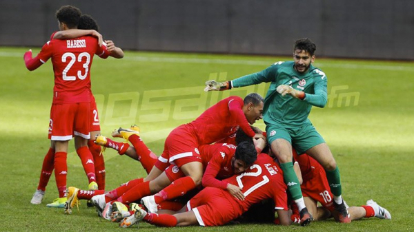Tournoi UNAF : Tunisie U20 (1-0) Libye U20