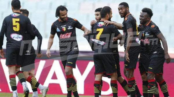 الرابطة الأولى: النادي الإفريقي (0-1) نجم المتلوي
