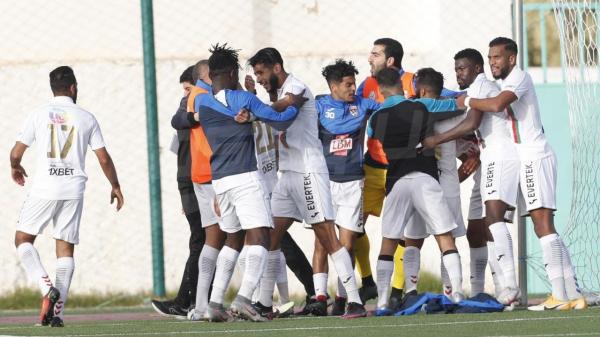 الرابطة المحترفة الأولى  2021/2020 - الجولة 7 : الملعب التونسي  (2-1)  مستقبل سليمان