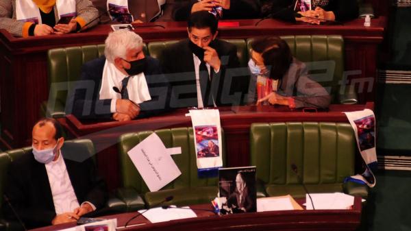 كواليس جلسة منح الثقة للوزراء المقترحين في حكومة المشيشي