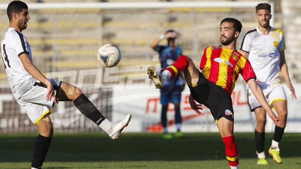 Ligue 1 Pro 2020/2021 - 12ème Journée : ES Tunis (1-0) CA Bizertin
