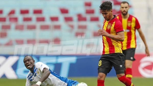 CAFC: Espérance S.Tunis (2-1) Teungueth FC