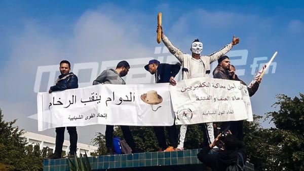 أنصار حزب العمال في مسيرة مندّدة بـ''عبث منظومة الحكم''