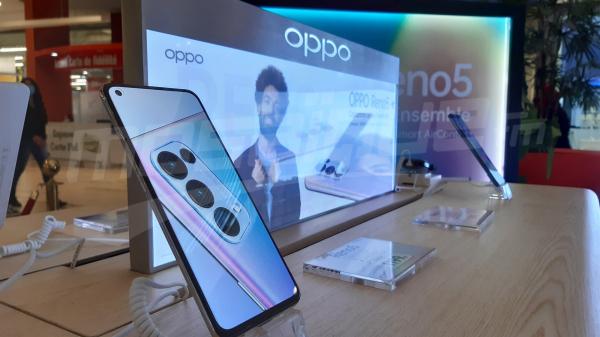 Tunis City: الإنطلاق الرسمي ل Oppo رينو 5 | رينو 5 5G
