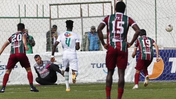 الرابطة المحترفة الأولى 2021/2020 - الجولة 16: الملعب التونسي (2-0) الشبيبة القيروانية