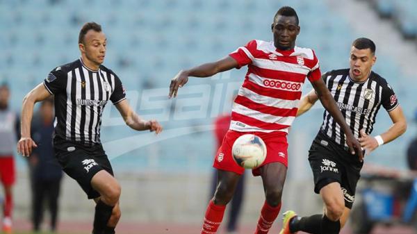 الرابطة المحترفة الأولى 2021/2020 - الجولة 16: النادي الإفريقي (0-0) النادي الصفاقسي