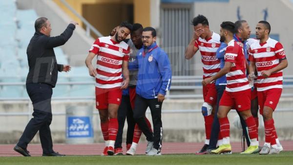 الرابطة المحترفة الأولى  2021/2020 - الجولة 18 :  النادي الإفريقي (1-0)  إتحاد بن قردان