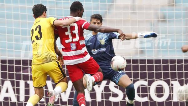 الرابطة المحترفة الأولى 2021/2020 - الجولة 20 : النادي الإفريقي (1-0) النادي الرياضي البنزرتي