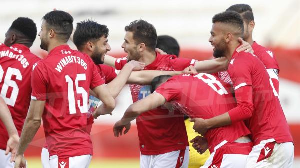 الرابطة المحترفة الأولى 2021/2020 - الجولة 14 : النجم الساحلي (4-0) النادي البنزرتي