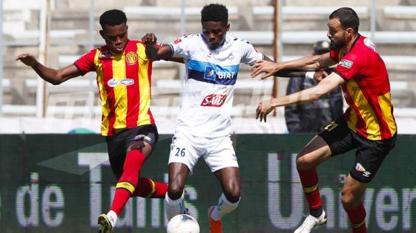 Ligue 1 Pro 2020/2021 - 15ème Journée : Espérance Sportive de Tunis (1-0) Us.monastirienne