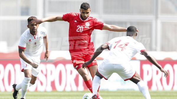 تصفيات الكان: المنتخب الوطني التونسي VS غينيا الاستوائية