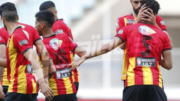 Ligue 1 Pro 2020/2021 - 23ème Journée : Espérance Sportive de Tunis (1-0) Olympique de Béja