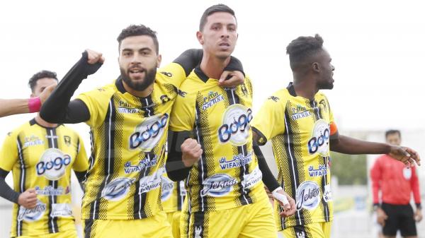 Ligue 2 - 2020/2021 -  1ère Journée des play-offs : CS Hammam Lif (1-1) CO Médenine