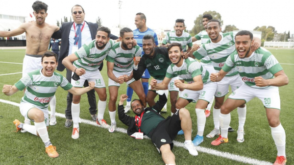 Ligue 2 - 2020/2021 - 1ère Journée des play-offs : CS Hammam Lif (1-0) El Gawafel Sportives de Gafsa