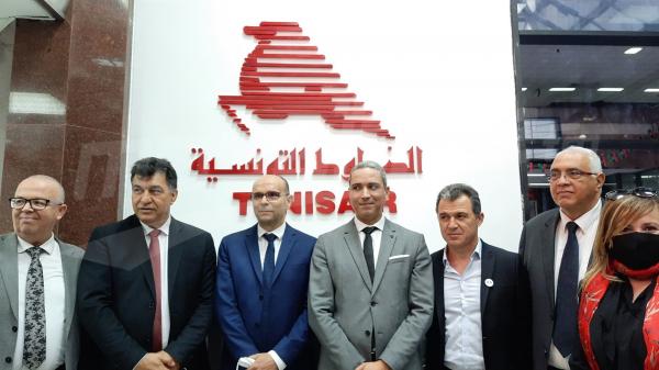 بعد 7 سنوات: الخطوط التونسية تعود إلى ليبيا وتدشن مقرها الجديد بطرابلس