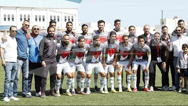 كأس تونس: مستقبل سليمان 2-1 الملعب التونسي