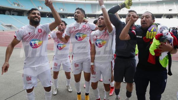 Coupe de Tunisie: Les Etoilés fêtent leur victoire face à l'EST