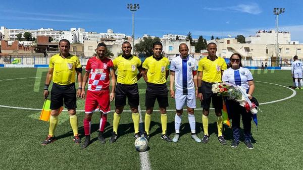 الدور ثمن نهائي من كأس تونس: الأولمبي للنقل - النادي الرياضي البنبلي