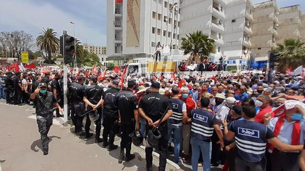 مسيرة لأنصار الدستوري الحر  لـ''تحرير البرلمان من دكتاتورية الإخوان''