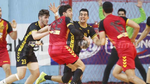 كرة يد - الجولة التاسعة: الترجي الرياضي التونسي (31 - 24) بعث بني خيار