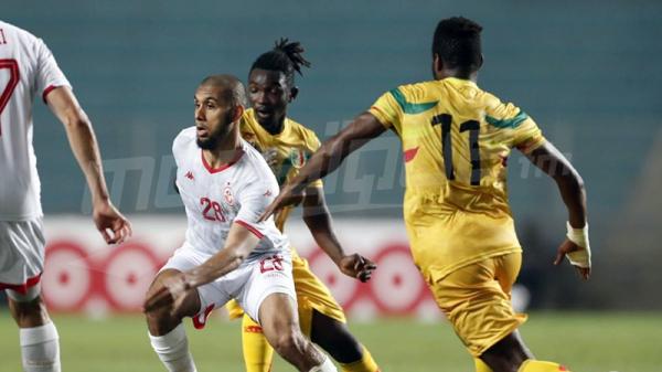 لقاء ودي: المنتخب التونسي( 1-0 ) مالي