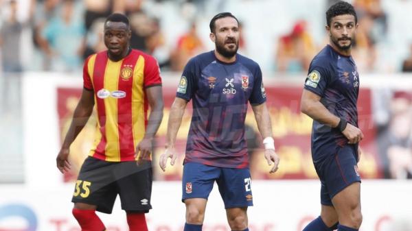 ذهاب نصف نهائي دوري أبطال إفريقيا: الترجي الرياضي التونسي 0-1 الأهلي المصري