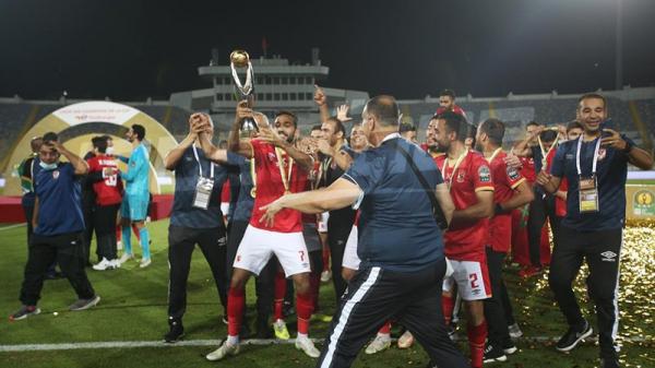 CAFCL: Al Ahly s'offre sa 10e étoile