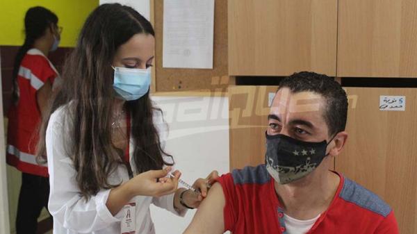 اليوم الثاني من حملة التلقيح المكثف في عدد من مراكز التلقيح بالعاصمة