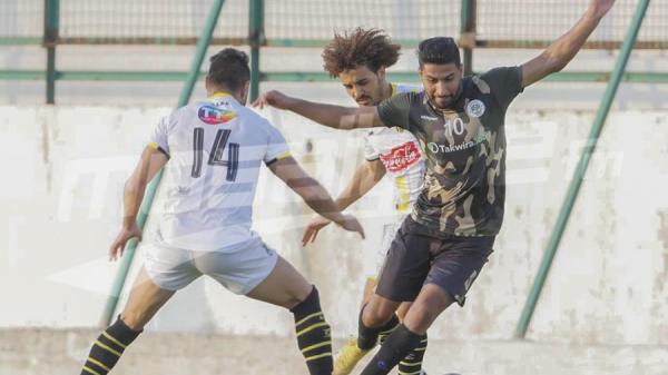 مباراة ودية: اتحاد بن قردان 1-1 مستقبل الرجيش