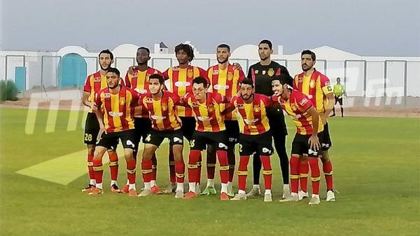 أجواء مباراة الترجي الرياضي التونسي و اتحاد تطاوين 