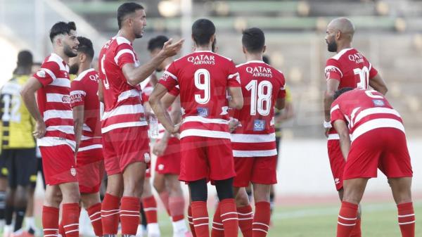 ودي: النادي الإفريقي (1 - 0) أمل حمّام سوسة