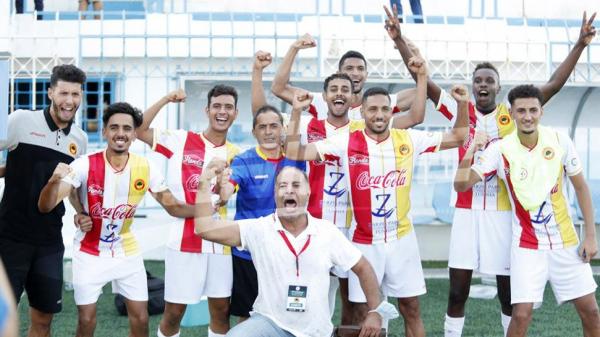 دورة الصعود إلى الرابطة الأولى : الملعب التونسي  (0-1) الترجي الجرجيسي