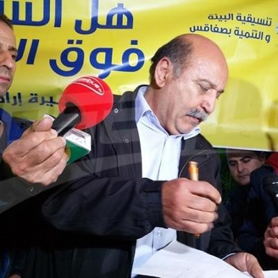 صفاقس: نحو تصعيد التحركات المطالبة باغلاق مصنع السياب