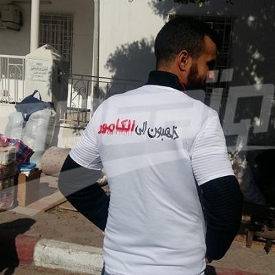 Tataouine: Les jeunes se rendent à la région d'El Kamour