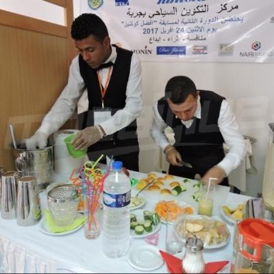 Djerba: les centres de formation touristique en compétition pour le meilleur cocktail